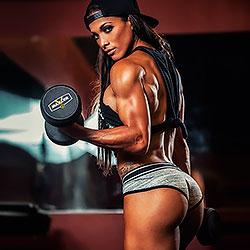Профессионалу фитнеса. Vicky Kolehmainen (Викки Колехмайнен) едет на SN PRO 2016