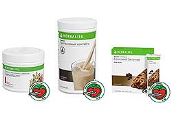 Продукты Herbalife вновь отметили премией «Здоровое питание»