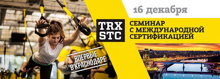 Профессионалу фитнеса. Курс TRX STC (2016)