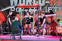 Тренер тренажерного зала «Pride Club Видное» Оксана Ломова поставила новый мировой рекорд на WRPF 2016