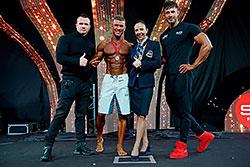 Команда Alex Fitness заняла высшие места турнира SN PRO CUP 2016 в Москве