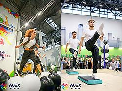 Профессионалу фитнеса. Alex Fitness презентует новинки фитнес-программ на конвенции MIOFF