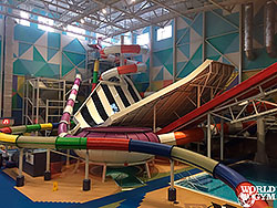 В «World Gym - Сургут» теперь есть аквапарк!