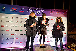 Сеть фитнес-клубов «Зебра» стала партнером этапа мирового тура по сноуборду в дисциплине биг-эйр Grand Prix de Russie