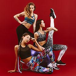 Одежда для фитнеса. Говорим «Москва», думаем «балет»