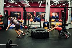 Наш ответ кроссфиту! Cоревнования по Русской Армейской в клубах сети ALEX Fitness и Olymp