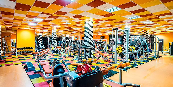 Приглашаем в фитнес-клуб «Зебра ВДНХ»!