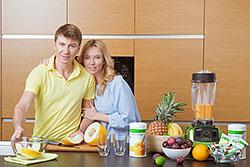 Солнце в стакане: Протеиновый коктейль «Формула 1» от Herbalife со вкусом дыни вернулся в Россию