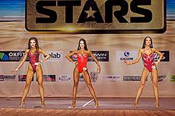 В столице прошел турнир Men's Physique&Bikini Stars