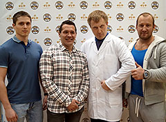 Слет специалистов фитнес-индустрии «Жиротопка 2017»