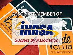 Сеть фитнес-клубов Pride Club присоединилась к Международной Фитнес Ассоциации IHRSA