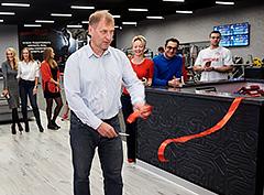 Открытие нового тренажерного зала в фитнес-клубе «World Gym – Вешки»