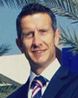 Desmond Cawley (Англия/ОАЭ)