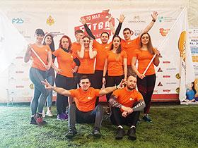 Фитнес-клуб «Арт-Спорт» на «Битве фитнес-клубов»