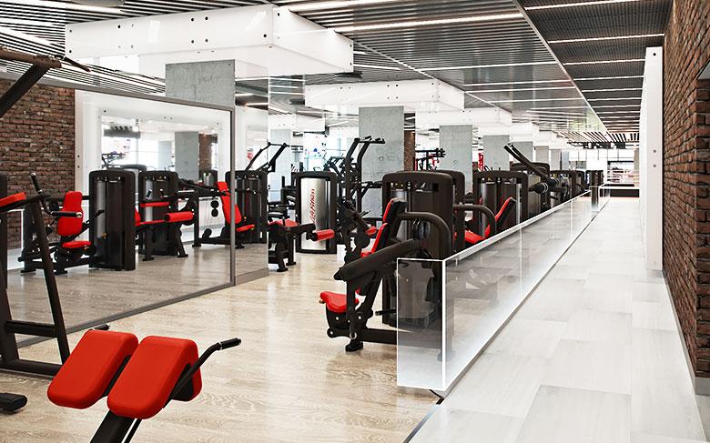 «Неделя фитнеса» в клубе «Атлетика»