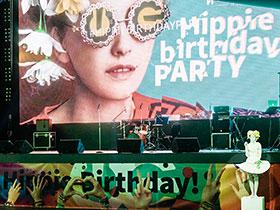 Hippie Birthday Party — второй День Рождения под брендом WeGym