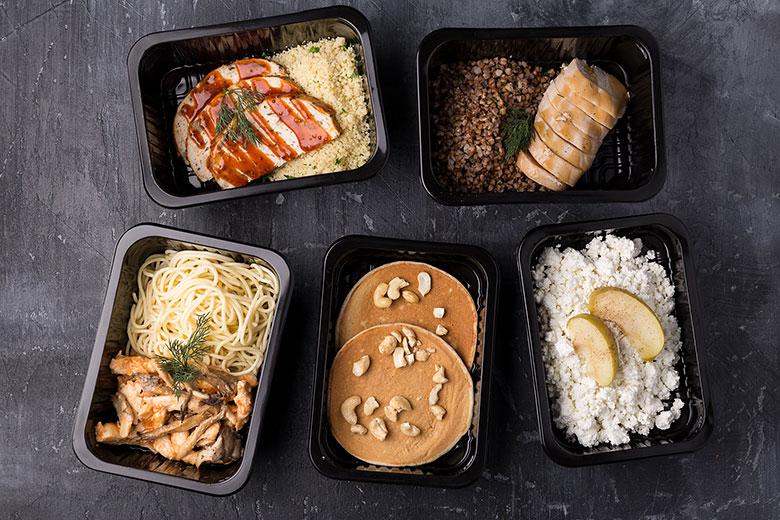 Правильное питание. Новое меню в Level Kitchen