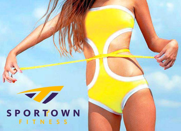 Жаркие скидки на дневные карты + подарки в фитнес-клубе Sportown!