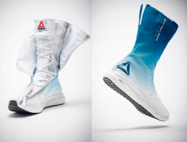 Reebok выпустил кроссовки для космонавтов