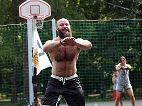 Движение GRIT в парке «Дубки» с тренером «Pride Club Тимирязевская»!