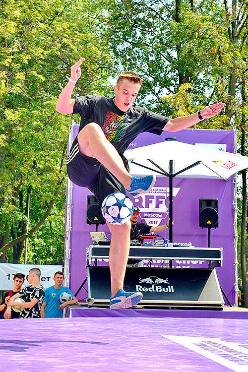 День спорта в Лужниках посетило более 180 тыс. человек
