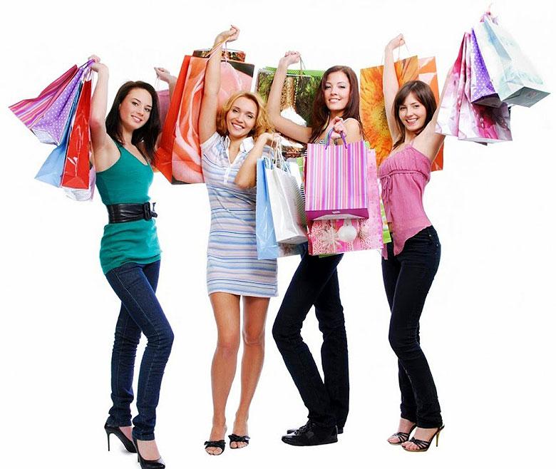 Всемирный день шопинга в фитнес-клубе «Камелот Gym»