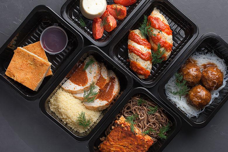 Сервис по доставке здорового питания от Дениса Гусева Level Kitchen представил новую программу – Набор 3500 ккал!