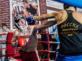 Турнир по боксу прошел в фитнес-клубе Self