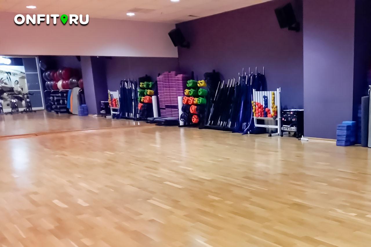 Orange Fitness (Сокольники)