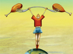 Стратегия здорового питания