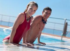 Плавание - аэробный тренинг