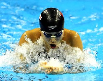 Плавание - дыши правильно!