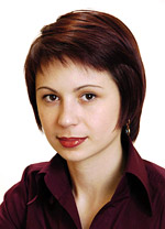 Дана Гудкова - врач-реабилитолог