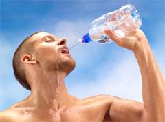 Пить или не пить во время тренировки?