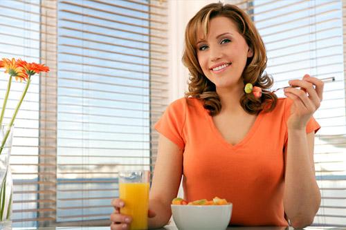 Правильное питание поможет похудеть за месяц