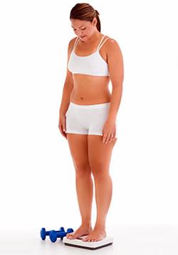 Как похудеть за месяц: купи себе электронные весы
