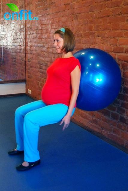 гимнастика для беременных москва: