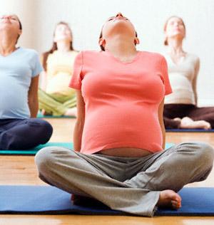 Фитнес для беременных необходим для здоровья мамы и малыша