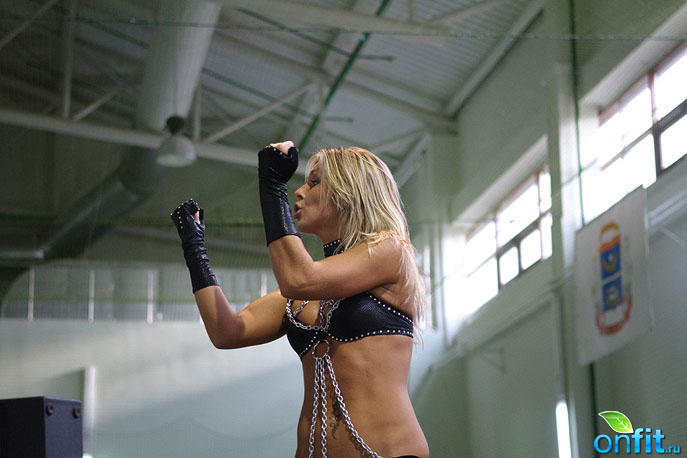 Конкурс по танцевальным направлениям в рамках Planet Fitness Awards 2009