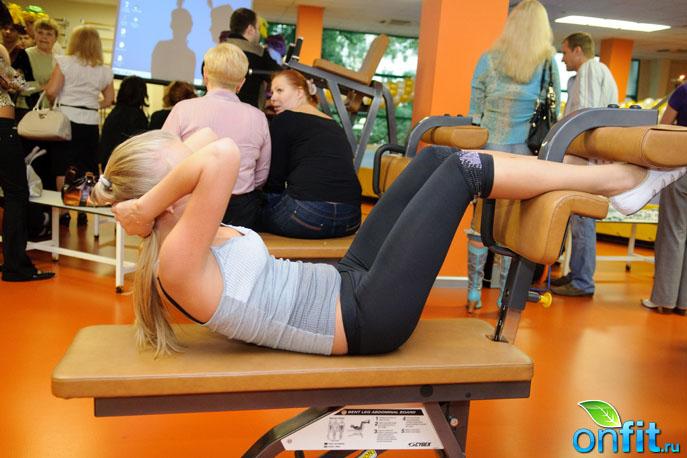 Летний праздник «Фитнес-Карнавал» в фитнес-клубе Арт-Спорт