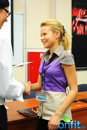 «Фокус на успех» - IV Всероссийский Съезд специалистов спортивно-оздоровительной индустрии и фитнеса
