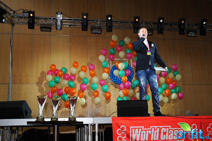 ������ ��������� ������������ ����������� World Class
