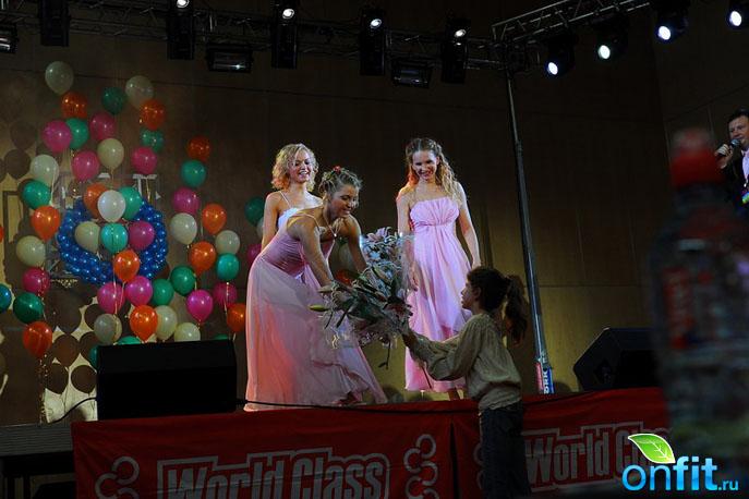 Первый фестиваль танцевальных направлений World Class