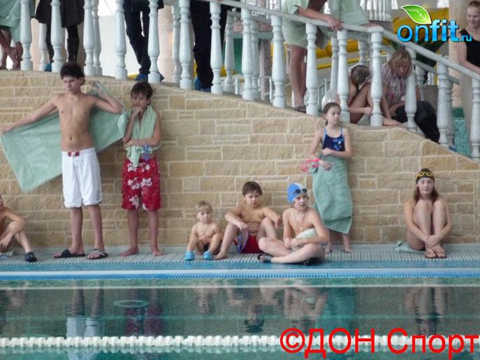 """Соревнования по плаванию среди детей и подростков в """"Дон Спорт"""""""