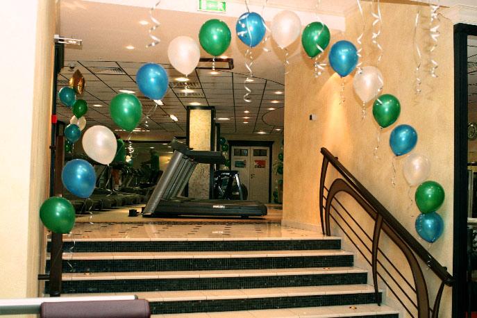 День рождения фитнес-клуба TerraSport