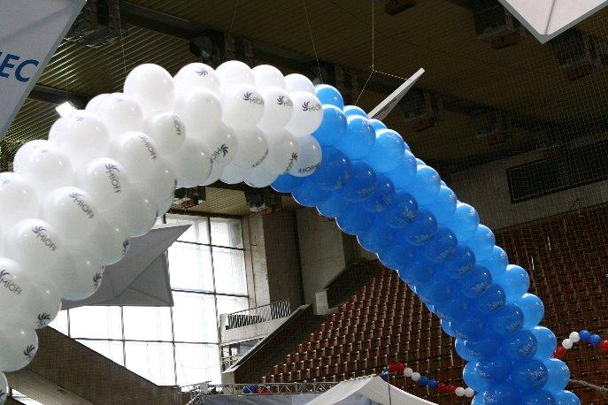 5-й фестиваль фитнеса и веллнеса MIOFF - 2007