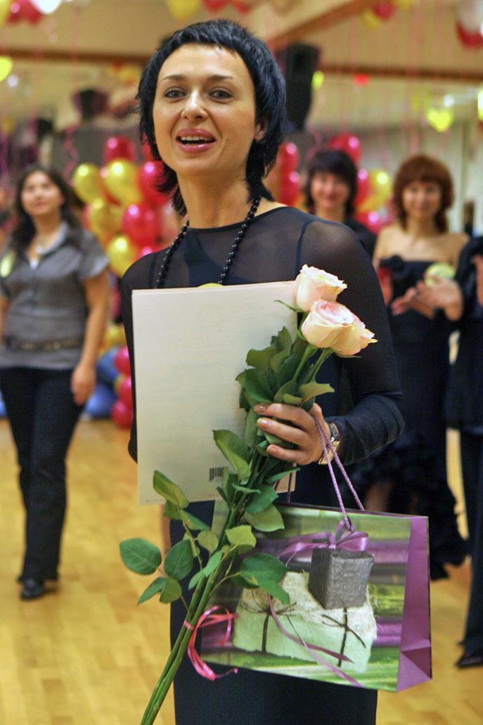 Клуб «Мисс-Фитнес» - день открытия сезона!