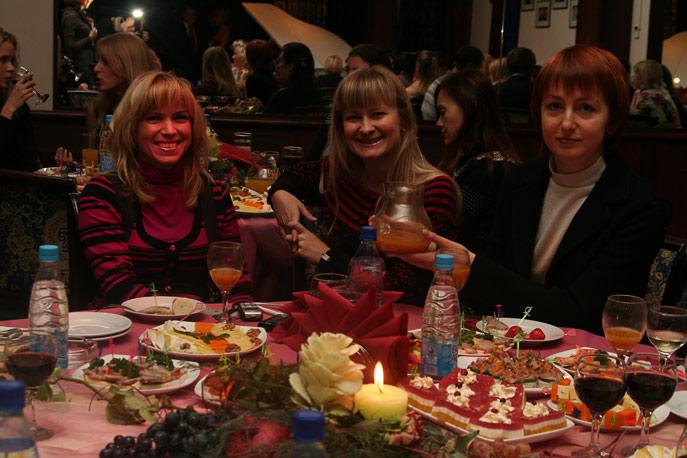 Открытие нового сезона Академии Красоты в клубе Кимберли Лэнд