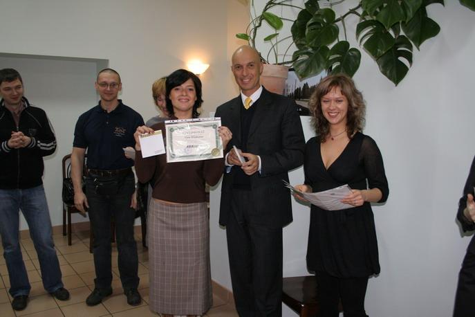 Успешное завершение очередной программы Фитнес-директор в школе управления FPA