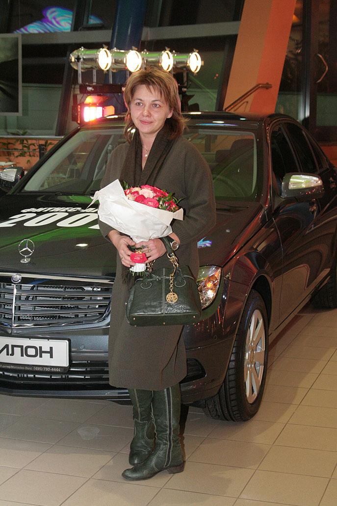 Фитнес-Агент 2007 – розыгрыш Mercedes-Benz!